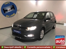 Photo du véhicule Volkswagen Polo 1.4 TDI 90ch BlueMotion Technology Confortline Business 5p