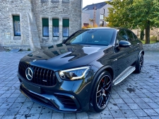 Photo du véhicule MERCEDES GLC Coupé 63 S 4Matic AMG
