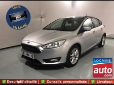 Photo du véhicule Ford Focus 1.5 TDCi 120ch Stop&Start TREND +