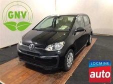 Photo du véhicule Volkswagen Up! BVM5 GNV UP 68CH