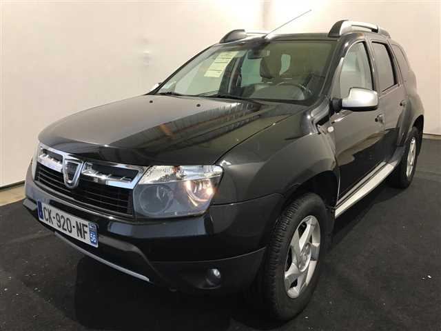 Photo du véhicule Dacia Duster 1.5 dCi 110 4x4 Ambiance